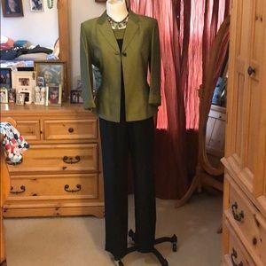 3-Pc Kasper Suit Size 10